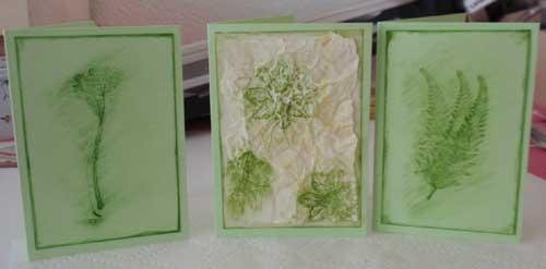 Grünes Trio
