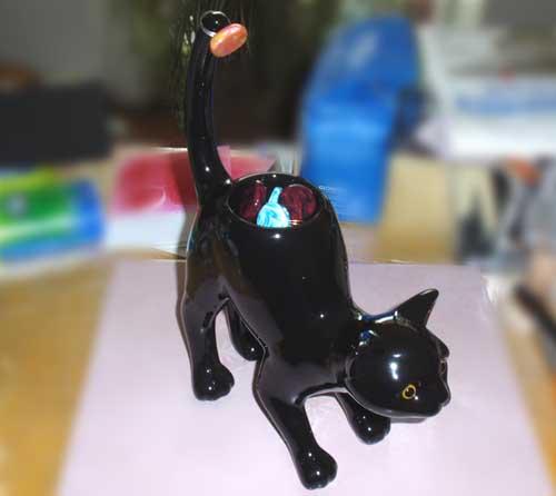 Katze von PartyLite